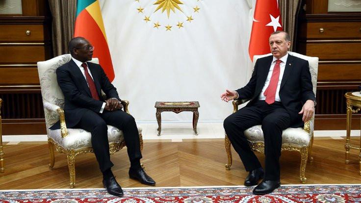 Erdoğan'dan Benin'e FETÖ uyarısı