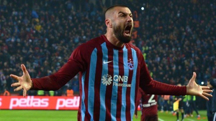 Trabzonspor'dan Burak Yılmaz için açıklama