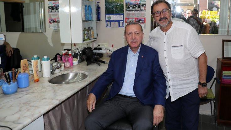 Erdoğan'dan Kasımpaşa ziyareti