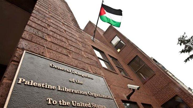 ABD'ye Filistin tepkisi