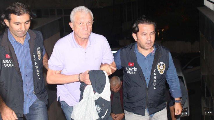 Azeri işadamını öldüren eski polis yakalandı