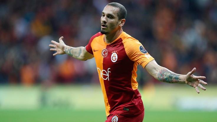 Galatasaray Maicon'la kazandı