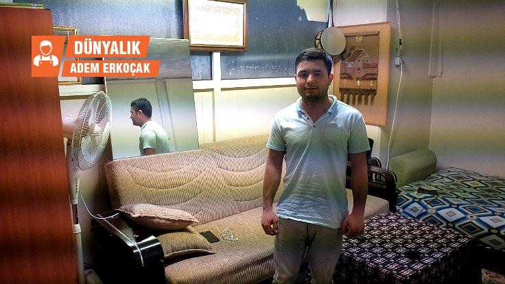 İran'da esir düştü, Türkiye'de hakkı yendi