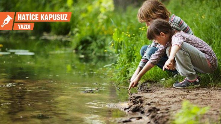 Doğadan yabancılaşma ve çocuk