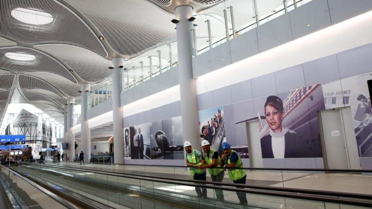 Havalimanının adı dünyada 'araştırılacak'
