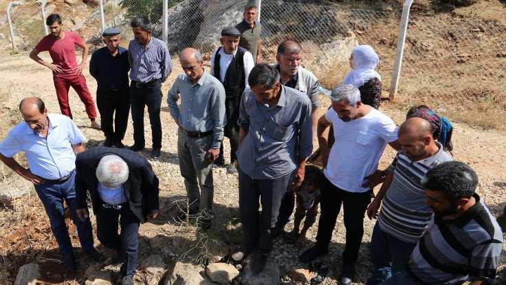 HDP Hazro'da inceleme yaptı