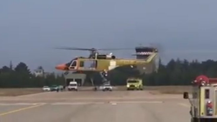 'Yerli helikopter'in ilk uçuşu