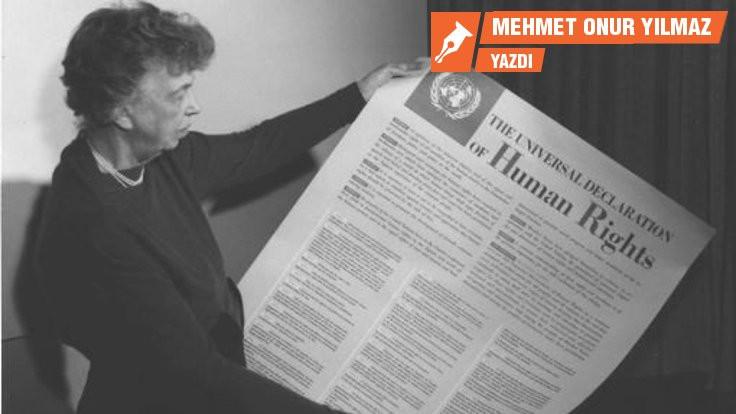 İnsan Hakları Evrensel Bildirisi'nin 70. yılı: İnsan haklarını yeniden düşünmek için bir davet