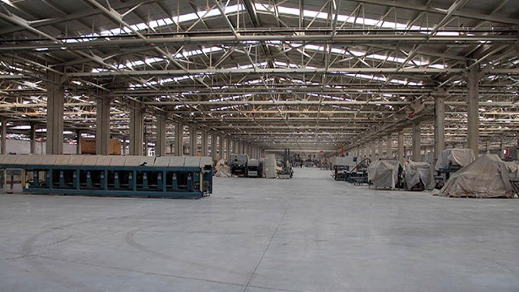 1000 kişilik fabrikada üretim durduruldu!