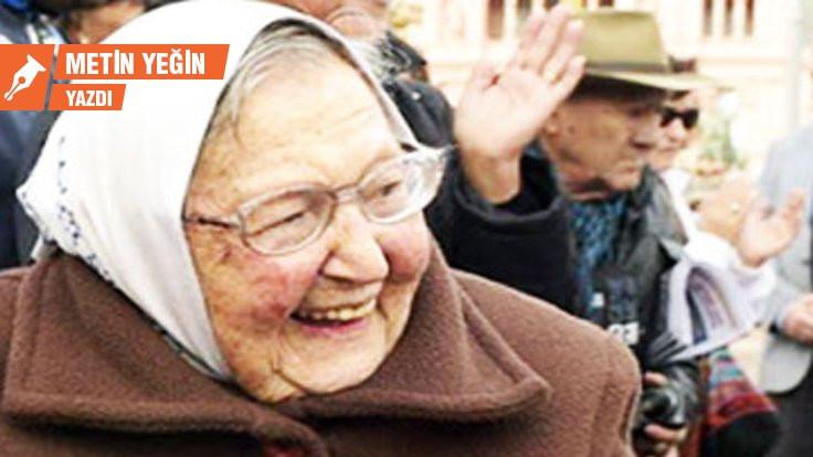 101 yaşına kadar direnen bir anneyi yenebilir misiniz?
