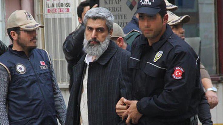 Alparslan Kuytul'a 20 yıl hapis istendi