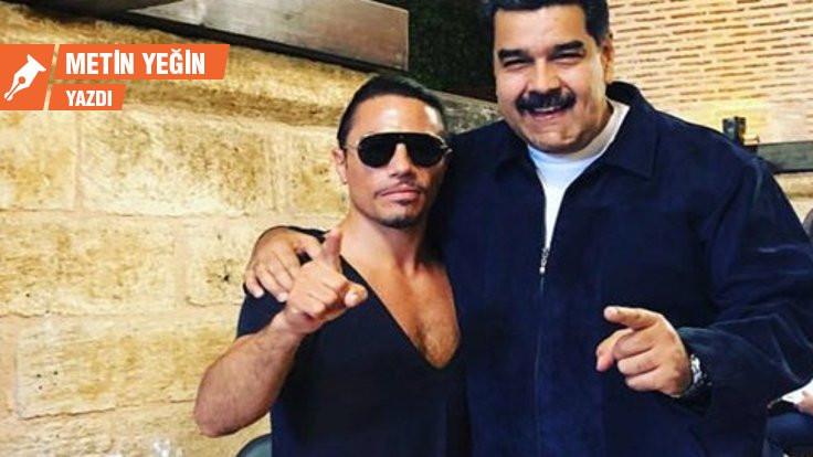 Maduro, Nusret ve Salih