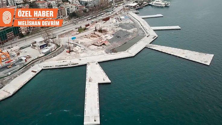 Mücella Yapıcı: 'Martı' İstanbul'un kıyı çizgisini bozuyor