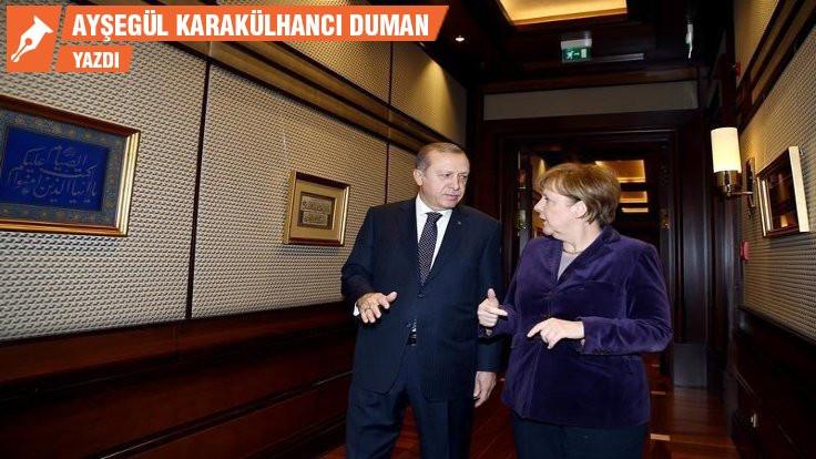 Almanya'nın Erdoğan rövanşı