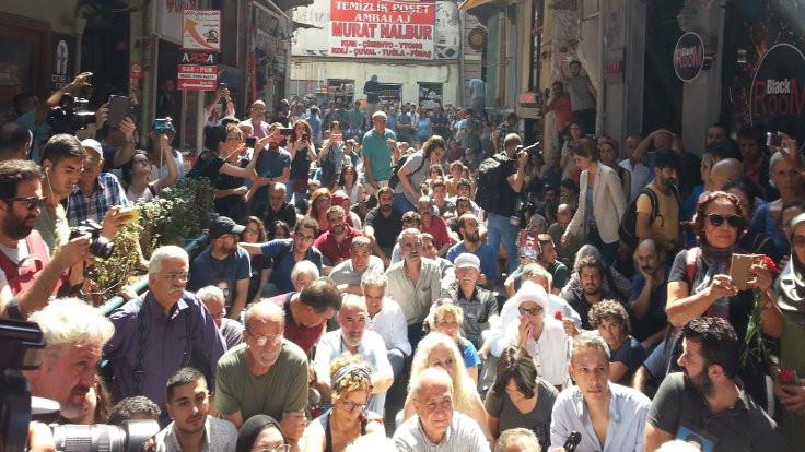 'Adalete ulaşamadığımız için Galatasaray'dayız'