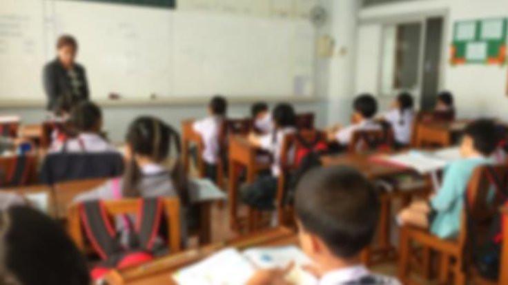 KKTC'de okullar tuz ruhu ve tıraş köpüğü istedi