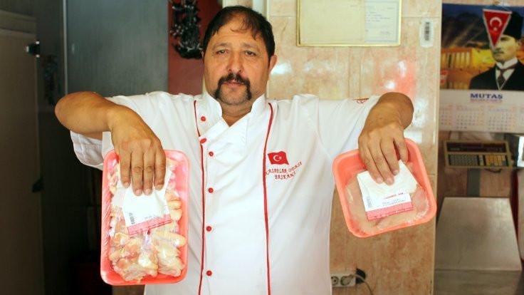 'Tavuk eti 9 ayda yüzde 200'ün üzerinde zamlandı'