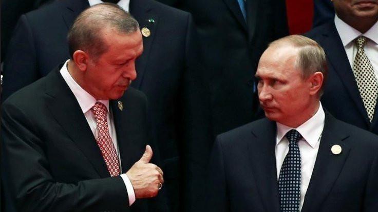 'Suriye'de siyasi çözüm de arıyoruz!'
