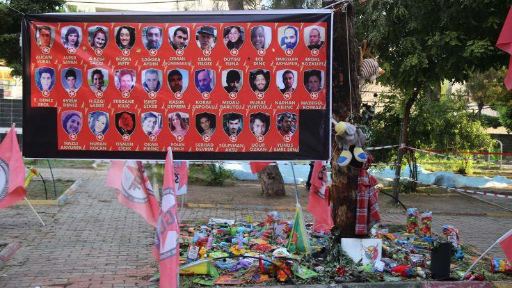 Suruç davasında 7 polis tanık olarak dinlenecek