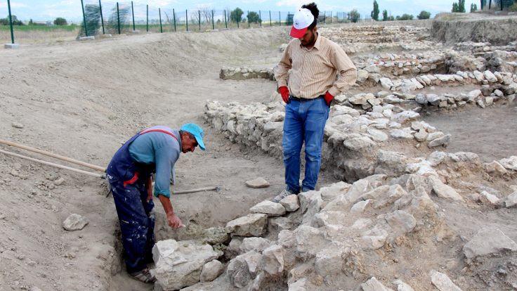 Anadolu'da eşi bulunmayan yerleşim