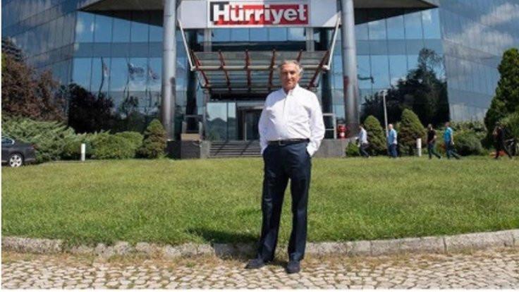 Mehmet Yılmaz, Hürriyet'e veda etti