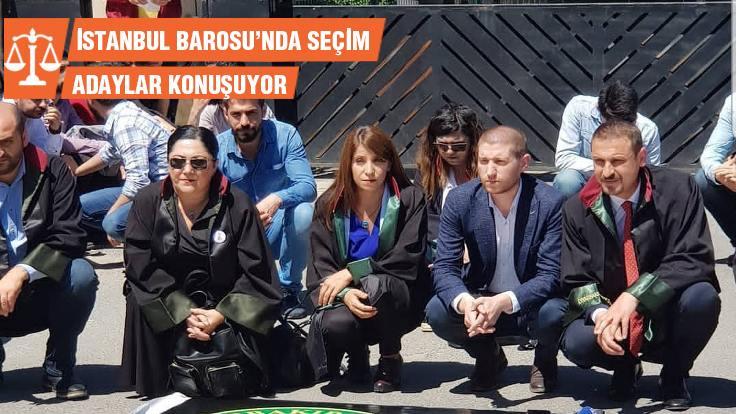İstanbul Barosu başkan adayı Çiğdem Koç: Baroya bir kadın başkanın zamanı geldi