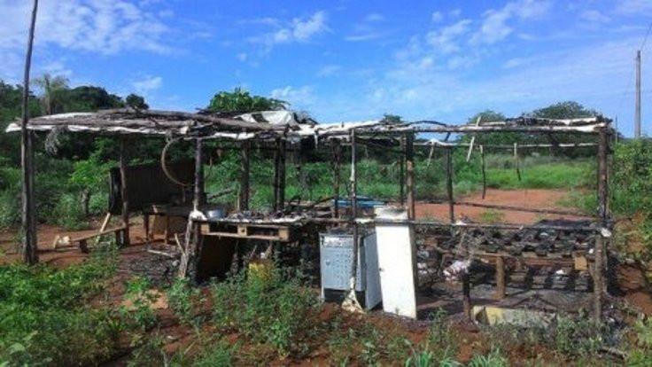 Bolsonaro taraftarları 'Topraksızlar'a saldırdı