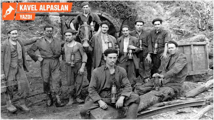 Son işçi devrimi: Asturias!
