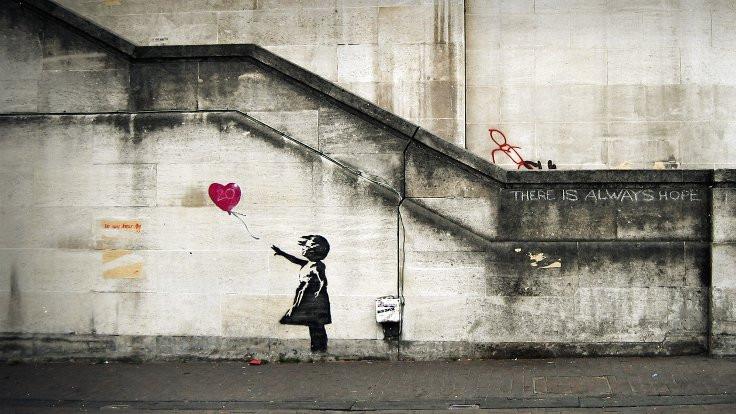 Banksy: Satıyorum... Sattım
