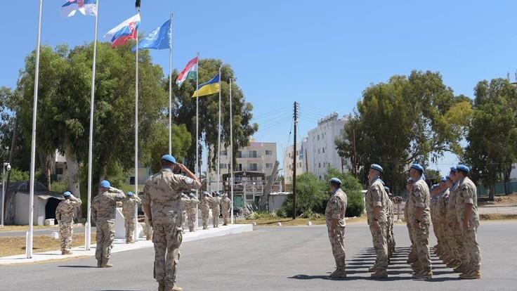 KKTC'den BM'ye: Gazimağusa'dakiaskeri kampı boşaltın