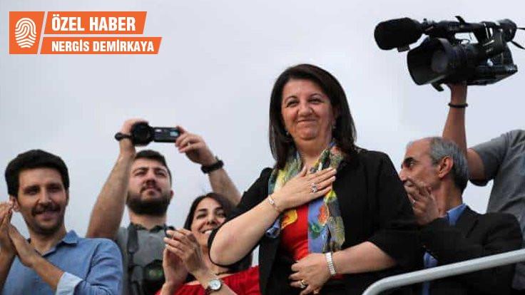 Buldan'ın eş genel başkanlığı unutuldu!