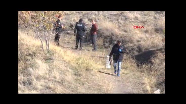 Ankara'da çocuk cesedi bulundu