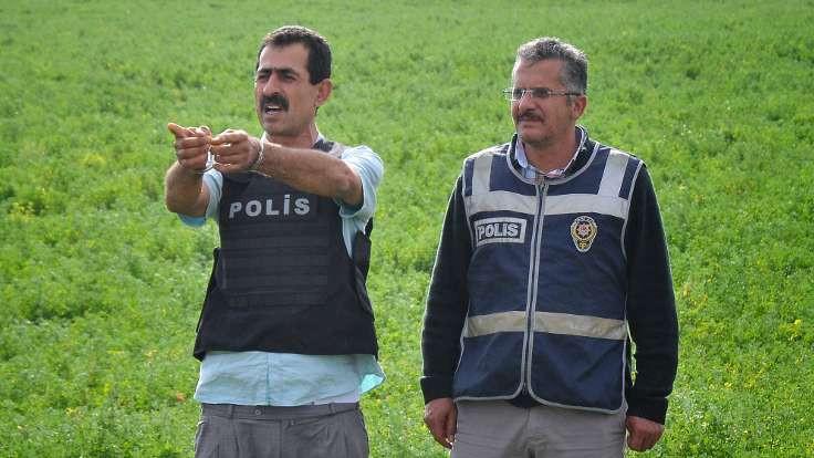 Çiftlik sahibiyle işçinin katili ağabey çıktı