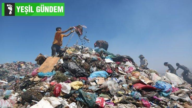 Dünyanın istemediği plastiği Türkiye alıyor
