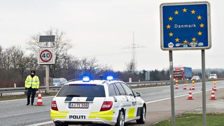 Danimarka'da İran'lı saldırgana gözaltı