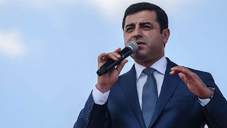 İzmir Barosu'dan Demirtaş açıklaması