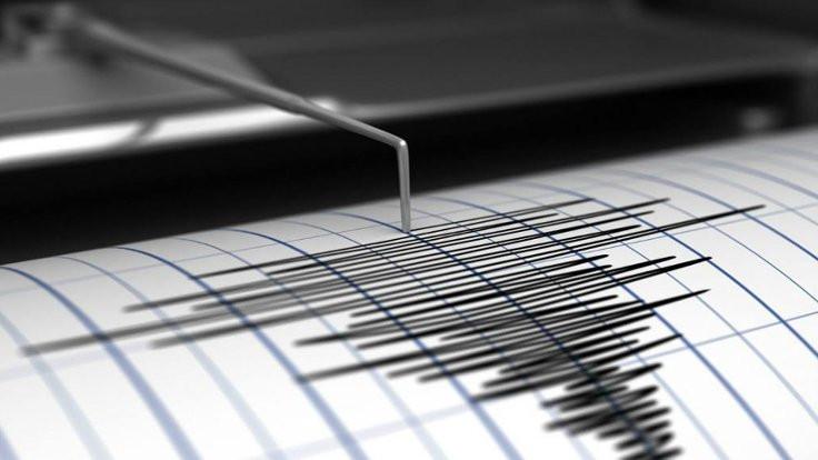 Pasifik'te 7,5 büyüklüğünde deprem