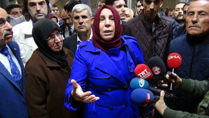 Yazıcıoğlu davasında 'Destici istifa' sloganları