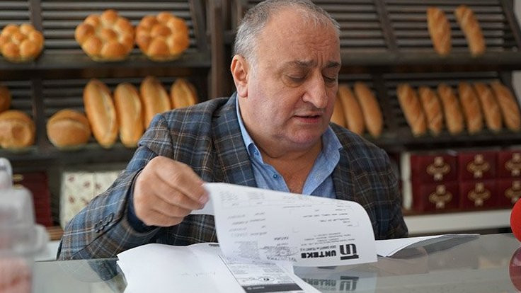 'Ekmeği 2 liradan satacağım isteyen alır'