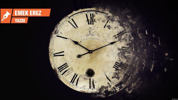 Zamanın kokusunu nasıl duyacağız?