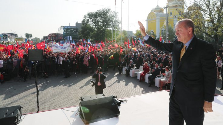 Erdoğan: Komrat'ta konsolosluk açıyoruz