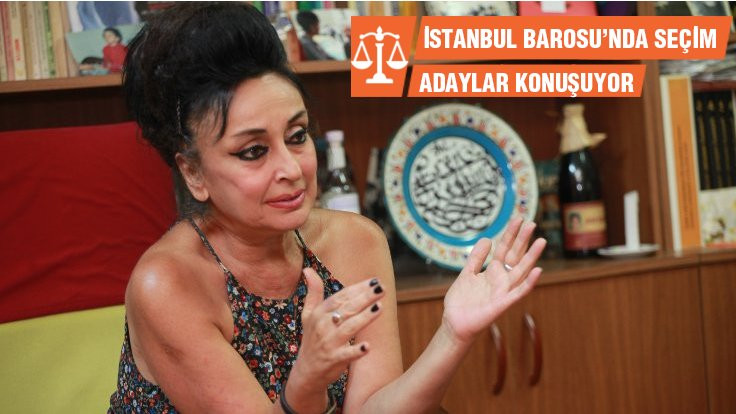 İstanbul Barosu başkan adayı Eren Keskin: Mahmut Esat Bozkurt hukuku değişmeli