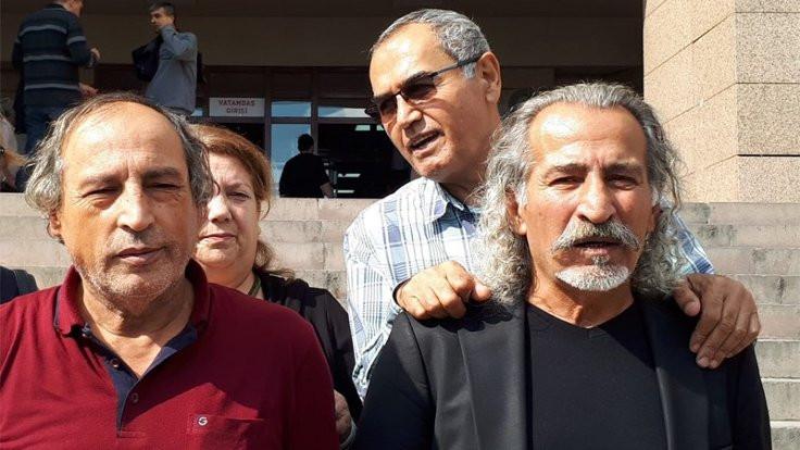 Şair Fadıl Öztürk'e hapis cezası