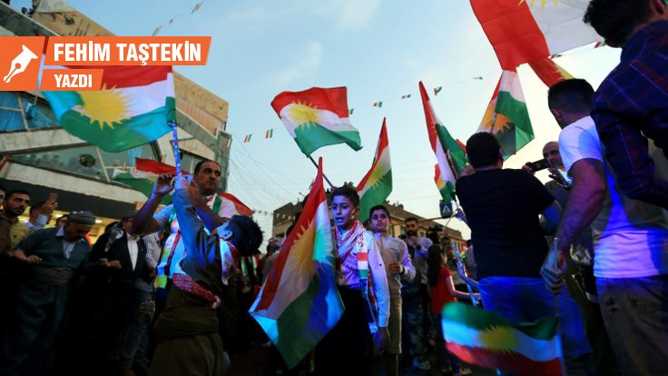 Kürtler Bağdat'a dönerken…