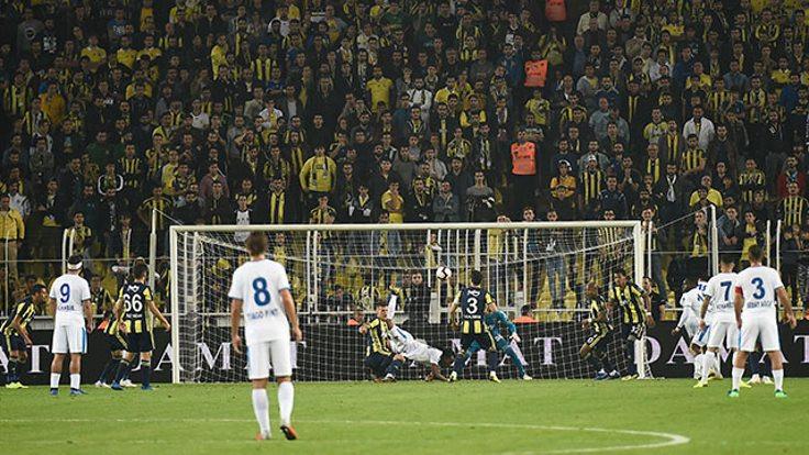 Fenerbahçe, MKE Ankaragücü'ne mağlup oldu