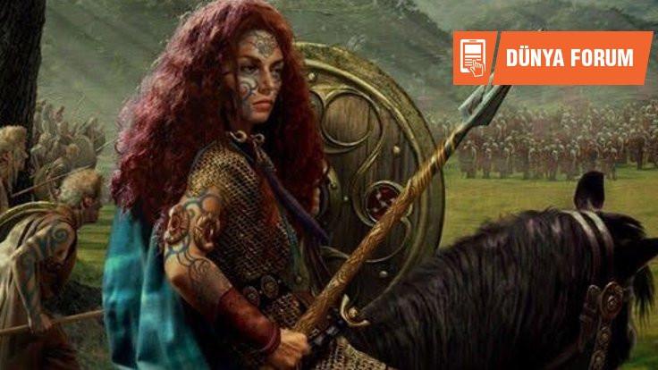 Roma'ya kök söktüren pagan kraliçesi!