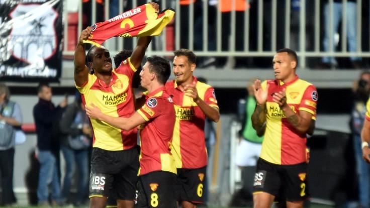 Göztepe, Beşiktaş'ı iki golle mağlup etti