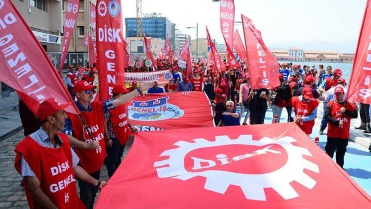 İşçiler yarım gün iş bırakacak