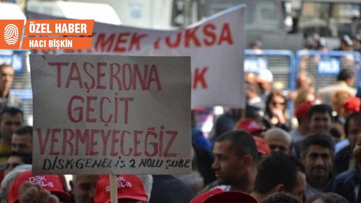 İstanbul'da belediye işçileri iş bırakıyor