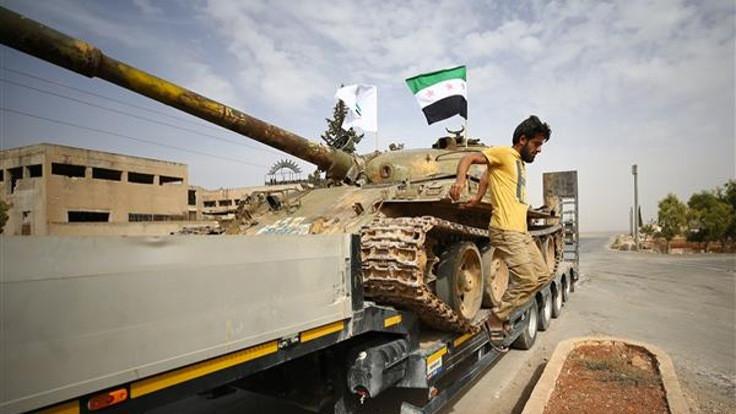 Türkiye: İdlib'de ağır silahlar çekildi
